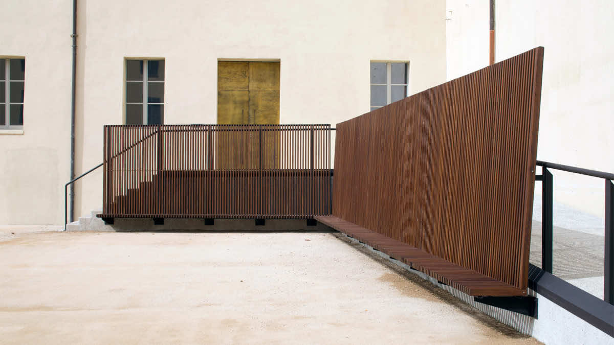 @ Zamboni Associati Architettura - Foto Kai-Uwe Schulte-Bunert