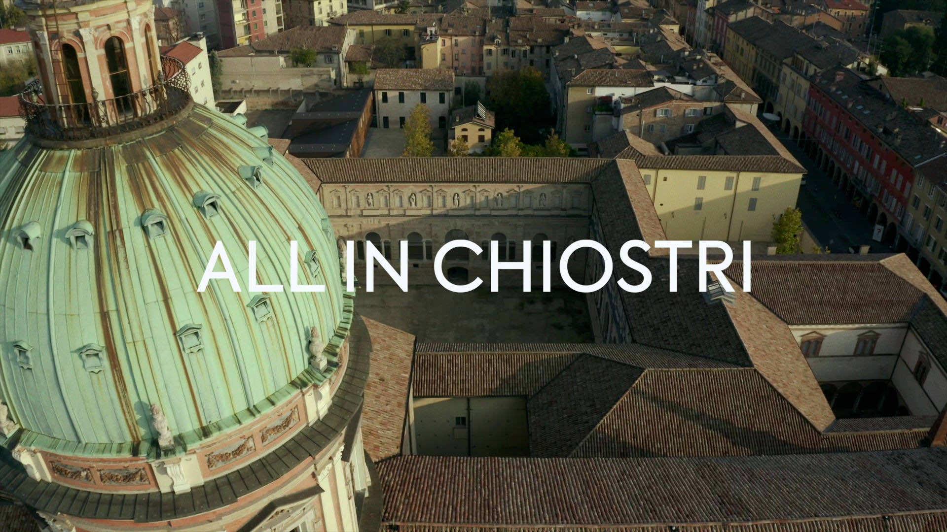 Chiostri San Pietro Video