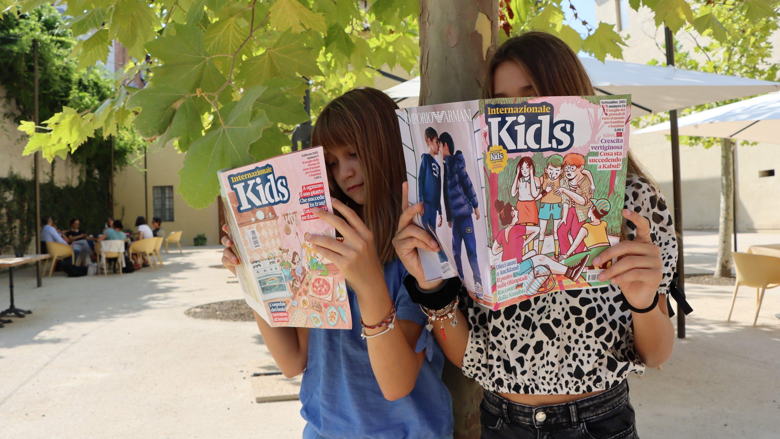 Atelier, drink naturali e menù speciali: le proposte di Food In Chiostri per Internazionale Kids